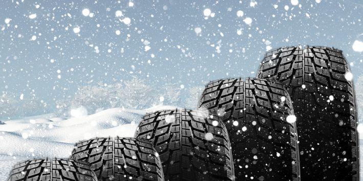 Montar neumáticos mas pequeños en invierno