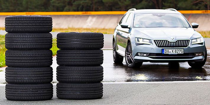 Test de neumáticos de verano 2019