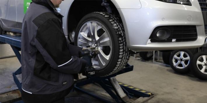 Cuando hay que montar los neumáticos de invierno