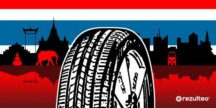 Marcas de neumáticos Tailandeses