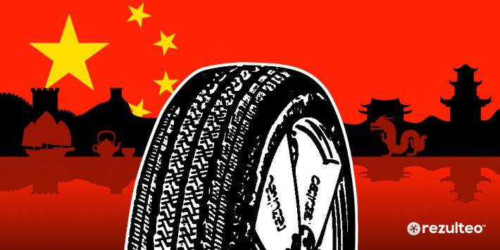 Marcas neumáticos chinos