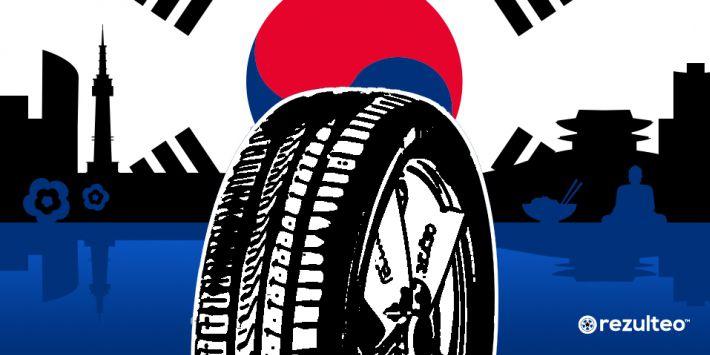 Marcas de neumáticos coreanas