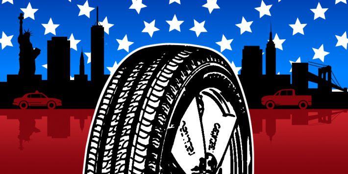 Marcas de neumáticos Estadounidendes
