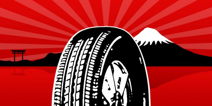 Marcas neumáticos japoneses