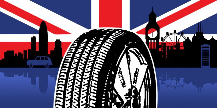Marcas de neumáticos inglesas