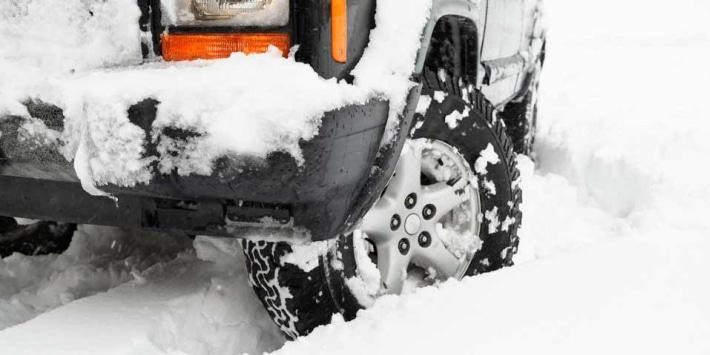 Neumáticos de invierno para 4x4