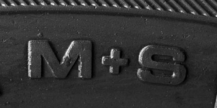 marcaje M+S