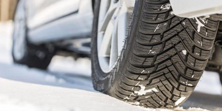 Neumáticos 4 estaciones en invierno