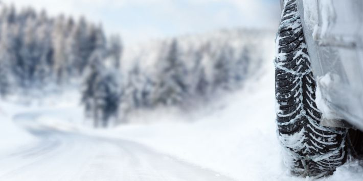 Cadenas y fundas de nieve