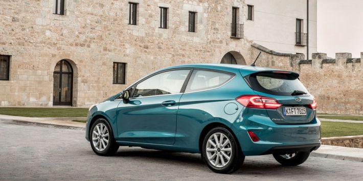 Mejores neumáticos para Ford Fiesta