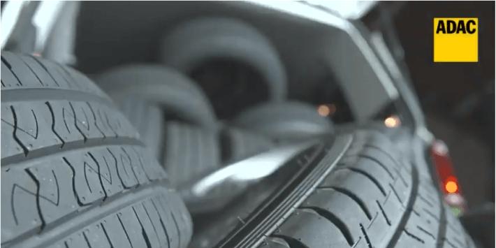 Test mejores neumáticos para utilitarios 2019