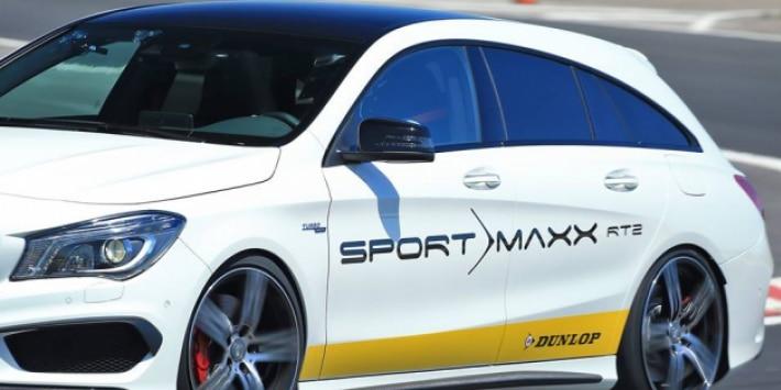 Prueba Dunlop Sport Maxx RT2