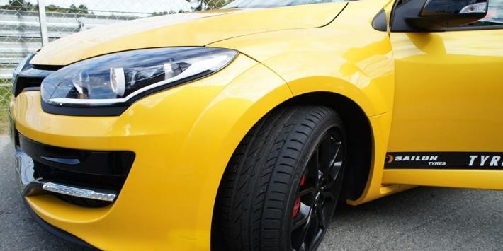 El neumático Sailun Atrezzo ZSR: la prueba de rezulteo