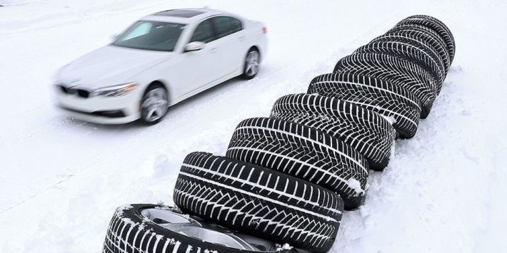 Test de neumáticos de invierno UHP 2018/2019