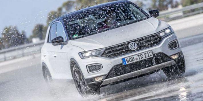 Test de neumáticos de verano para SUV 2019