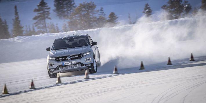 mejores neumáticos de invierno para SUV 2019