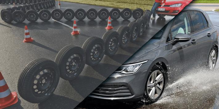 Comparativa de neumáticos de verano 2021