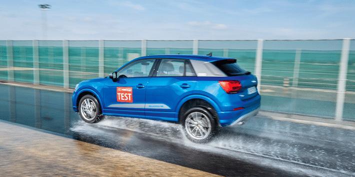 Test de neumáticos de verano de ACE Lenkrad