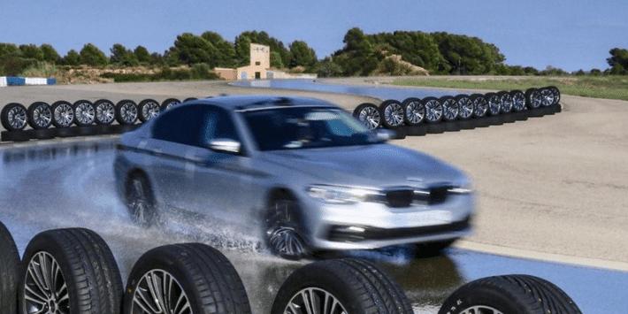 Test de neumáticos de verano 2020 de Autobild