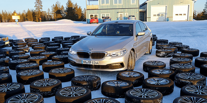 Test de neumáticos de invierno 2020 de Auto Bild