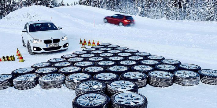 test de neumáticos de invierno 2019 para coches