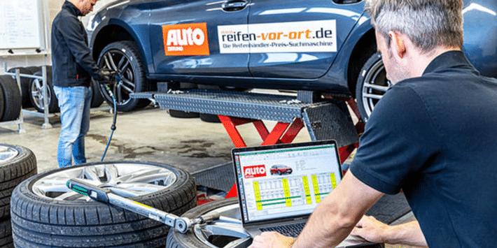 Test de neumáticos deportivos de 2021