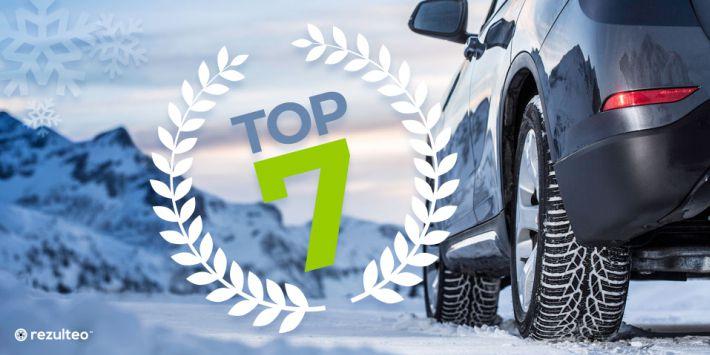 Mejores neumáticos de invierno 2019