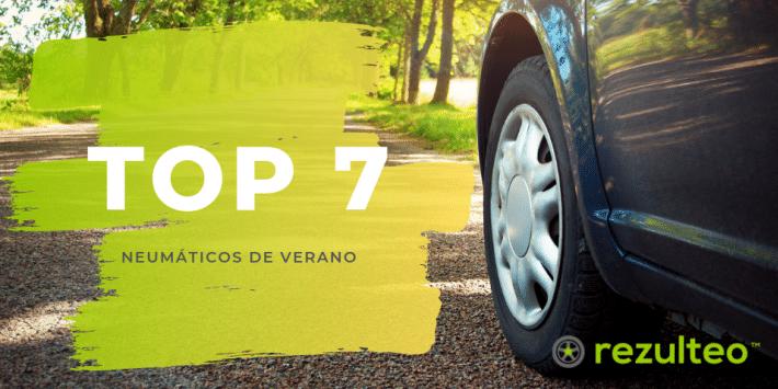 Mejores neumáticos de verano 2019