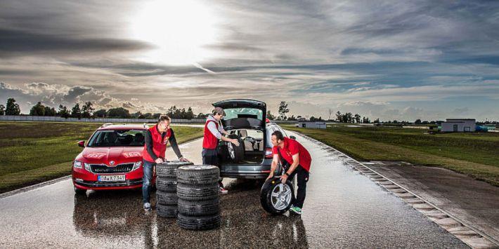 Mejor neumático de verano para coche compacto de 2019, la prueba de ACE Lenkrad