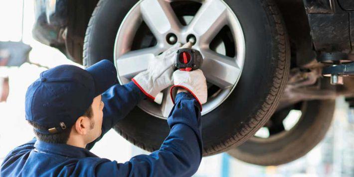 Montar neumáticos de dimensiones diferentes